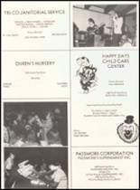 1980 Broken Bow High School Yearbook Page 252 & 253