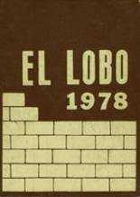 1978 Yearbook Levelland High School