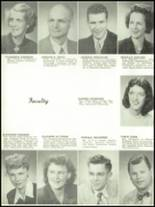 1952 Cedarburg High School Yearbook Page 10 & 11