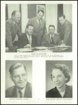 1952 Cedarburg High School Yearbook Page 12 & 13