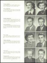 1952 Cedarburg High School Yearbook Page 14 & 15
