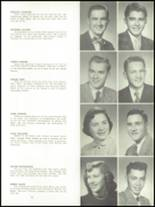 1952 Cedarburg High School Yearbook Page 18 & 19