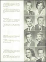 1952 Cedarburg High School Yearbook Page 20 & 21