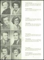 1952 Cedarburg High School Yearbook Page 22 & 23