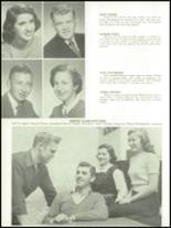 1952 Cedarburg High School Yearbook Page 24 & 25