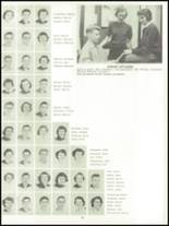 1952 Cedarburg High School Yearbook Page 34 & 35