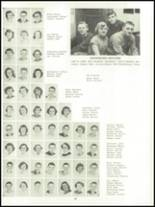 1952 Cedarburg High School Yearbook Page 40 & 41