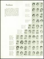 1952 Cedarburg High School Yearbook Page 44 & 45