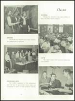 1952 Cedarburg High School Yearbook Page 48 & 49