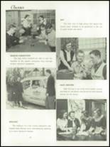 1952 Cedarburg High School Yearbook Page 50 & 51