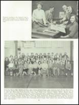 1952 Cedarburg High School Yearbook Page 54 & 55