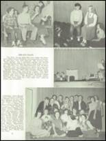1952 Cedarburg High School Yearbook Page 58 & 59
