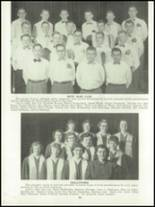 1952 Cedarburg High School Yearbook Page 66 & 67