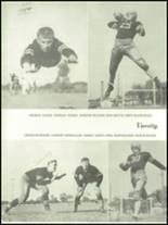 1952 Cedarburg High School Yearbook Page 70 & 71