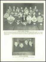 1952 Cedarburg High School Yearbook Page 72 & 73
