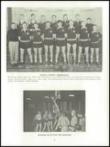 1952 Cedarburg High School Yearbook Page 74 & 75