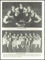 1952 Cedarburg High School Yearbook Page 76 & 77