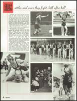 1987 Lakota High School Yearbook Page 10 & 11