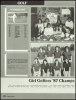 1987 Lakota High School Yearbook Page 36 & 37