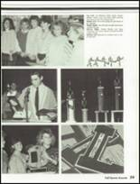 1987 Lakota High School Yearbook Page 42 & 43