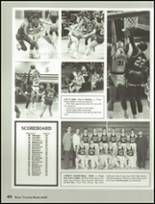 1987 Lakota High School Yearbook Page 44 & 45