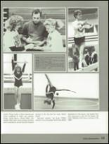 1987 Lakota High School Yearbook Page 58 & 59