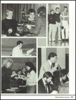 1987 Lakota High School Yearbook Page 64 & 65