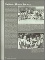 1987 Lakota High School Yearbook Page 78 & 79