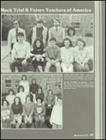 1987 Lakota High School Yearbook Page 84 & 85