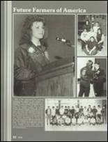 1987 Lakota High School Yearbook Page 86 & 87