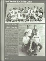 1987 Lakota High School Yearbook Page 90 & 91