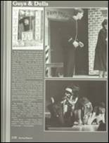 1987 Lakota High School Yearbook Page 122 & 123