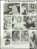 1987 Lakota High School Yearbook Page 128 & 129