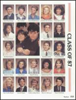 1987 Lakota High School Yearbook Page 156 & 157