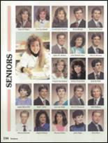 1987 Lakota High School Yearbook Page 158 & 159