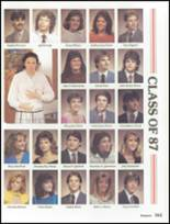 1987 Lakota High School Yearbook Page 164 & 165