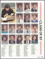 1987 Lakota High School Yearbook Page 170 & 171