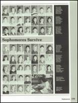 1987 Lakota High School Yearbook Page 202 & 203