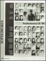 1987 Lakota High School Yearbook Page 204 & 205
