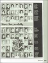 1987 Lakota High School Yearbook Page 206 & 207