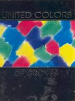 1993 Yearbook Wylie E. Groves High School