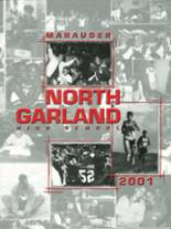 2001 Yearbook North Garland High School