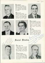 1961 Central High School Yearbook Page 12 & 13