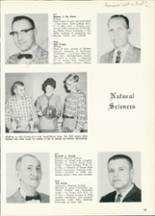 1961 Central High School Yearbook Page 18 & 19