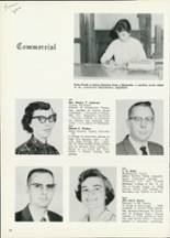1961 Central High School Yearbook Page 22 & 23