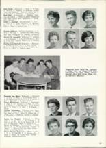 1961 Central High School Yearbook Page 30 & 31