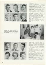 1961 Central High School Yearbook Page 34 & 35