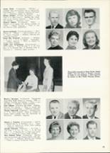 1961 Central High School Yearbook Page 46 & 47