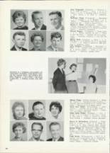 1961 Central High School Yearbook Page 48 & 49