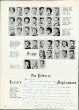 1961 Central High School Yearbook Page 62 & 63
